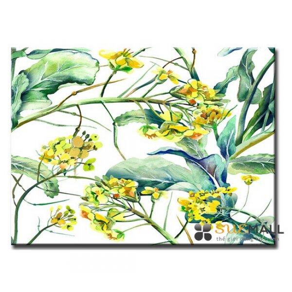 Tranh Treo Tường Canvas Suemall - Mùa Hoa Mai - CV1408107