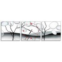Tranh treo tường CX0082 CLOCK - 30 x 30 cm