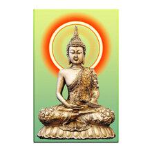Tranh treo tường hình Phật Thế Giới Tranh Đẹp HPV_30
