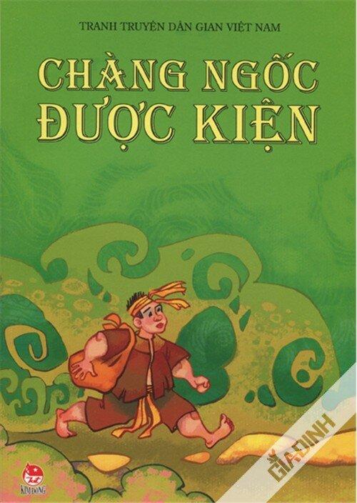 Tranh Truyện Dân Gian Việt Nam - Chàng Ngốc Được Kiện