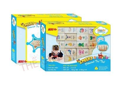Trò chơi Domino Woody WD135