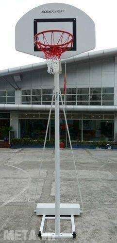 Trụ bóng rổ di động Sodex Toseco S14625
