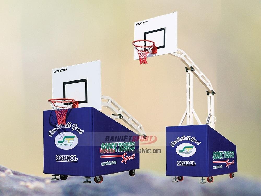 Trụ bóng rổ Sodex BS8860S14630 di động