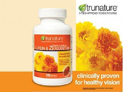 TruNature Lutein & Zeaxanthin 140 viên - Viên uống giúp cải thiện thị lực và bảo vệ mắt