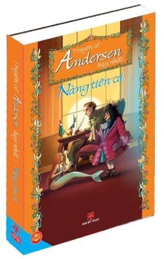 Truyện cổ Andersen hay nhất: Nàng tiên cá