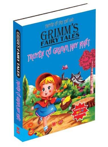 Truyện cổ Grimm hay nhất (Bìa cứng) - Grimm