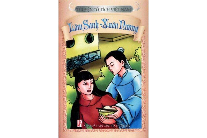 Truyện cổ tích Việt Nam - Lâm Sanh - Xuân Nương - Nhiều tác giả