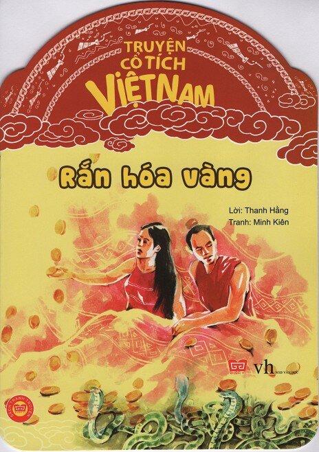 Truyện Cổ Tích Việt Nam - Rắn Hóa Vàng