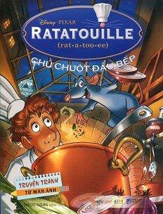 Truyện Tranh Disney - Chú Chuột Đầu Bếp