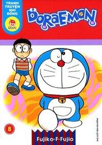 Truyện Tranh Nhi Đồng - Doraemon (Tập 8)