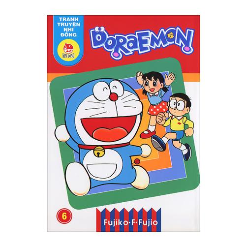 Truyện Tranh Nhi Đồng – Doraemon (Tập 6)