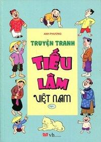 Truyện Tranh Tiếu Lâm Việt Nam (Tập 1)