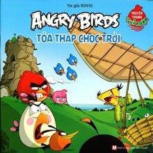 Truyện Tranh Vui Nhộn Angry Birds - Tòa Tháp Chọc Trời