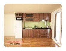 Tủ Bếp Gỗ Xoan Đào: TB001