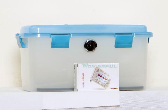 Tủ chống ẩm Vonderful DB3820 (kèm 1 sạc điện hút ẩm)