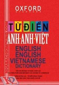 Từ Điển Anh Anh Việt (Bìa Cứng Đỏ) -sách bỏ túi