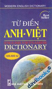 Từ Điển Anh-Việt 185.000 Từ