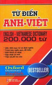 Từ Điển Anh-Việt 200.000 Từ