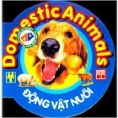 Từ Điển Anh – Việt Bằng Hình: Domestic Animals – Động Vật Nuôi