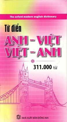 Từ Điển Anh Việt Việt Anh 311.000 Từ