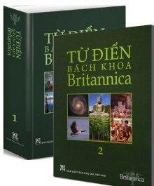 Từ điển bách khoa Britannica ( 2 tập )