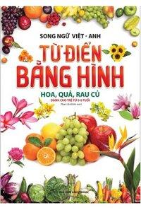 Từ điển bằng hình hoa , quả , rau củ