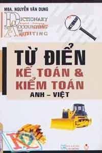 Từ Điển Kế Toán Và Kiểm Toán Anh Việt
