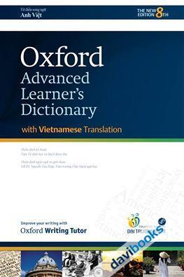 Từ điển Oxford Advanced Learner's Dictionary With Vietnamese Translation