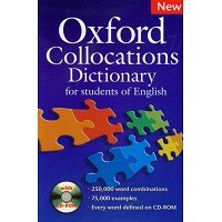 Từ điển Oxford Collocations Dictionary