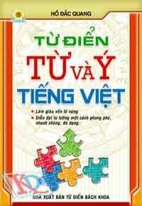 Từ điển từ và ý Tiếng Việt