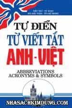 từ điển từ viết tắt Anh-Việt