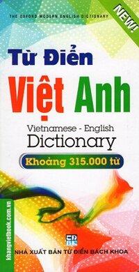 Từ Điển Việt - Anh 315.000 Từ