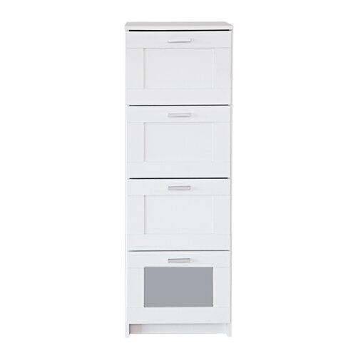 Tủ đồ đa năng Modulo Home TRE A8011-W