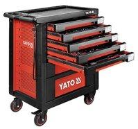 Tủ đồ nghề sửa chữa cao cấp 7 ngăn Yato YT-55292