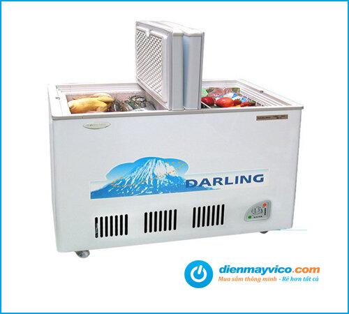 Tủ đông Darling DMF-2480WX - 180 lít