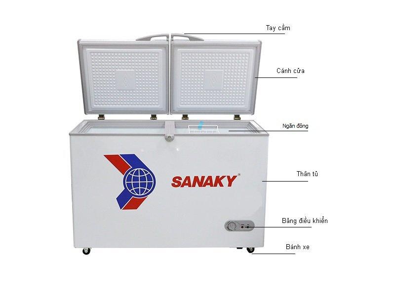 Tủ đông Sanaky SNK-290A
