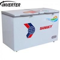 Tủ đông Sanaky VH-3699W3 - 360 Lít, Inverter