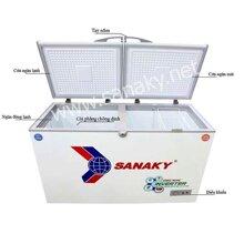 Tủ đông Sanaky VH-5699W3 - 560 lít
