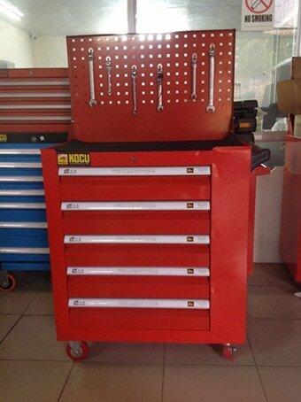 Tủ đựng đồ nghề 5 ngăn Kocu KC-316
