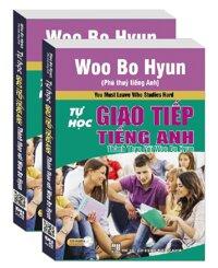 tự học giao tiếp tiếng anh thành thạo với woo bo hyun kèm cd