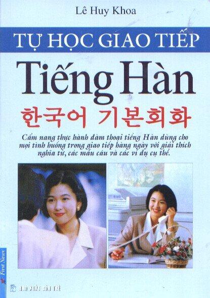 Tự học giao tiếp Tiếng Hàn
