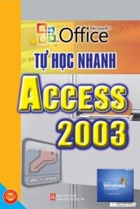 Tự học nhanh Access 2003 - Water PC