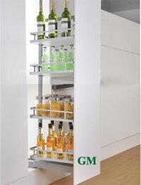 Tủ kho 4 tầng Grob GM440