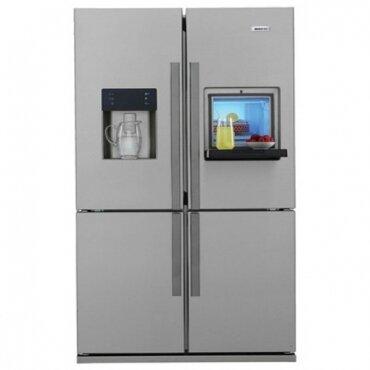 Tủ lạnh Beko GNE134620X