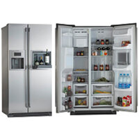 Tủ lạnh Electrolux ESE5688SA (ESE-5688SA-RVN) - 531 lít, 2 cửa