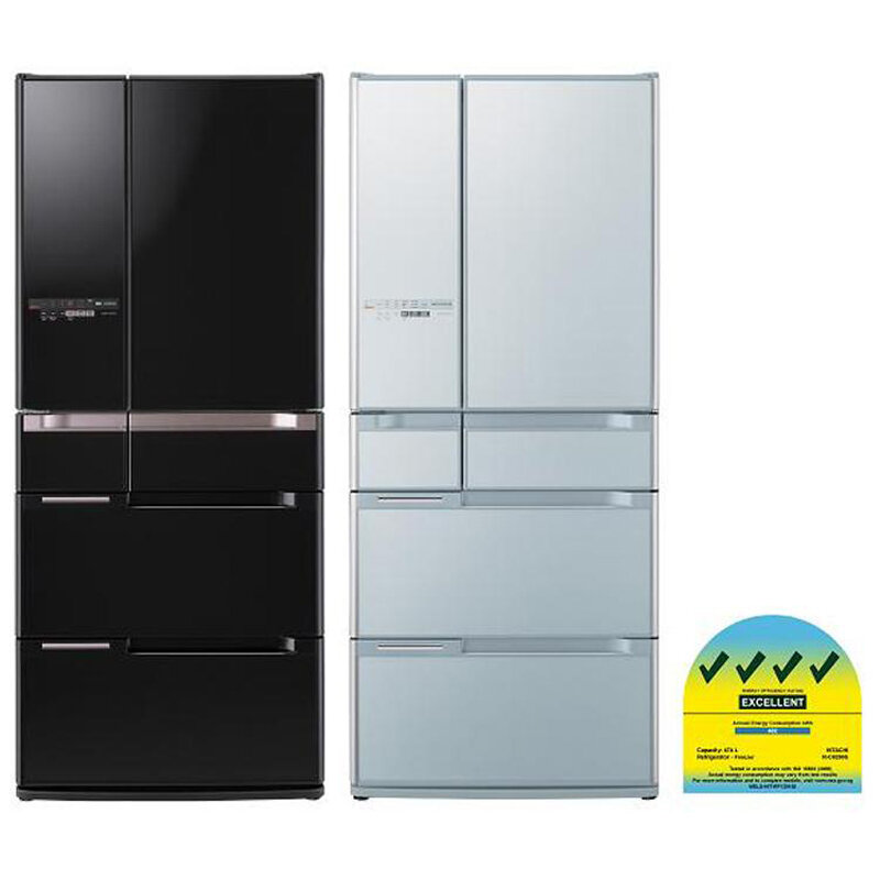 Tủ lạnh Hitachi R-C6800