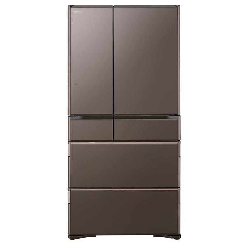 Tủ lạnh Hitachi R-WX74J - inverter, 735L