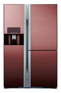 Tủ lạnh Hitachi RM700GPGV2X (R-M700GPGV2X) - 584 lít, 3 cửa, Inverter, màu MIR/ MBW