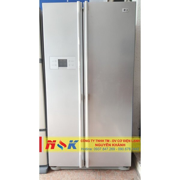 Tủ lạnh LG GR-B207WLQ - 581 lít