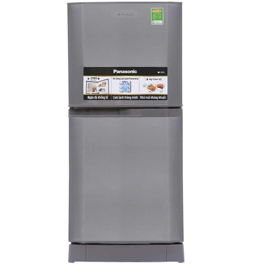 Tủ lạnh Panasonic NR-BJ158SSV1 - 155 lít